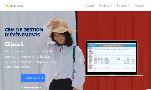 GIPCO, progiciel gestion d'evenement ,