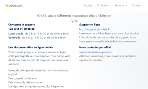 Accompagnement client
